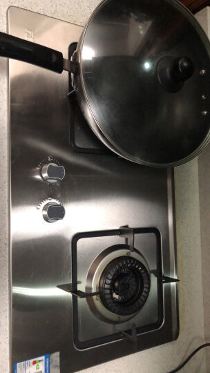 万家乐 经典爆炒 双高火 顶吸式抽油烟机燃气灶具 烟灶套装(天然气)A101+IQL83 晒单图