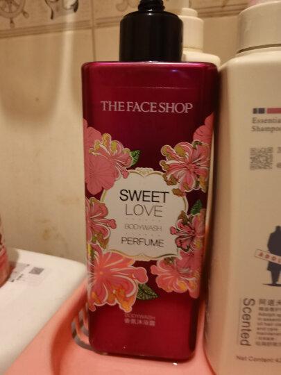 菲诗小铺(THE FACE SHOP) 秘密花园香氛沐浴露500ml(柠檬香型)男女通用香体沐浴乳 晒单图