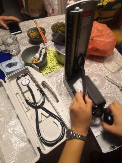 鱼跃(YUWELL)水银血压计 水银台式 家用血压计(不含听诊器) 晒单图