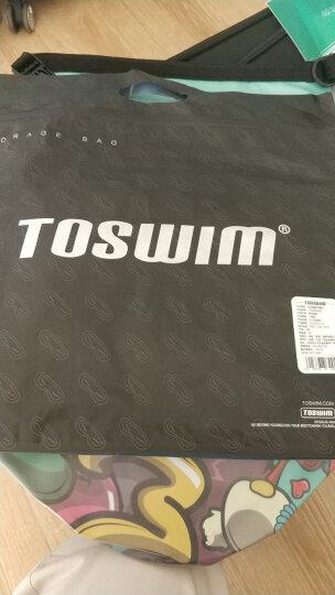 拓胜(TOSWIM)游泳包 干湿分离 女 健身包防水包 男 泳包沙滩包 多功能运动单肩包 麋鹿森林 晒单图
