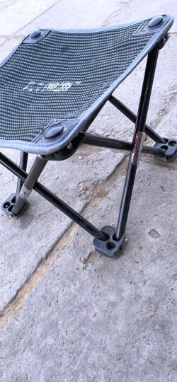 凯速折叠椅便携式小凳子 简易钓鱼椅 户外休闲马扎 多功能小马扎 MZ35 晒单图