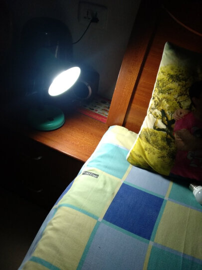 格润莱特 led灯泡 e27螺口灯头 节能灯球泡 白光暖光家用台灯筒灯吊灯光源塑包铝系列 8W 白光【超值十支装】 E27灯头 晒单图