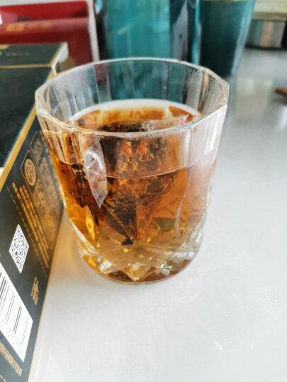 中国香港品牌 虎标 茶叶 黑乌龙茶叶36g 油切黑乌龙茶 袋泡茶包 晒单图