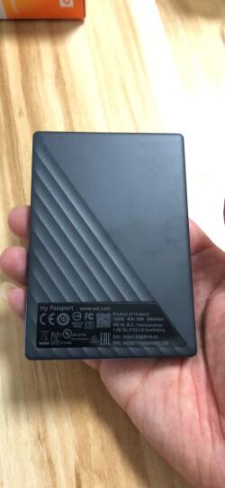 西部数据(WD)500G USB3.0移动硬盘Elements 新元素系列2.5英寸(稳定耐用 海量存储)WDBUZG5000ABK 晒单图