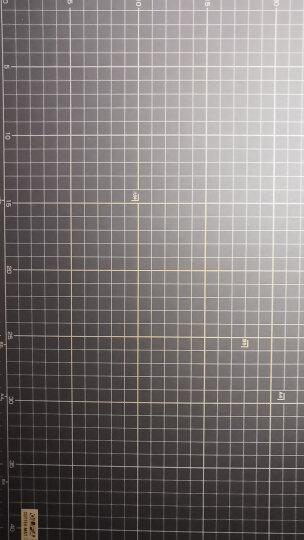 日本原装OLFA爱利华介刀板A3 A2 A1切割板/双色双面DIY手工垫板 135B(A3) 晒单图