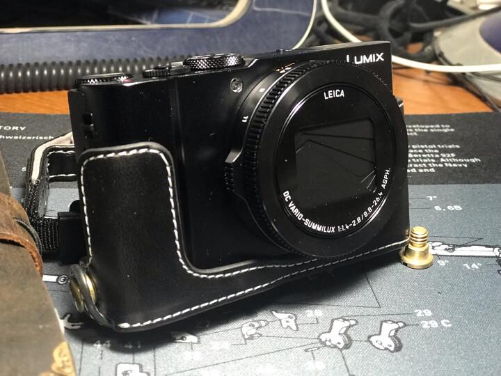 松下(Panasonic)ZS110 1英寸大底数码相机/卡片机 、10倍光学变焦、便携4K、WIFI传输 银色 晒单图