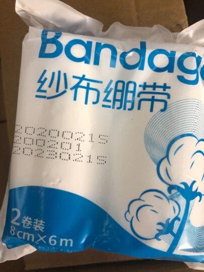 海氏海诺 医用纱布绷带 8cm*6米*2卷/袋*8袋装 晒单图