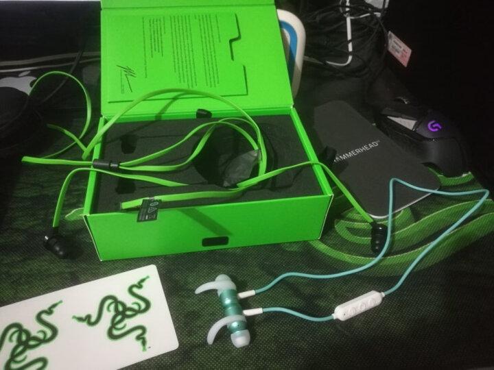 雷蛇(Razer)战锤狂鲨V2 入耳式耳塞 电竞耳机 电脑手机耳机 游戏耳机 吃鸡耳机 带收纳包 晒单图
