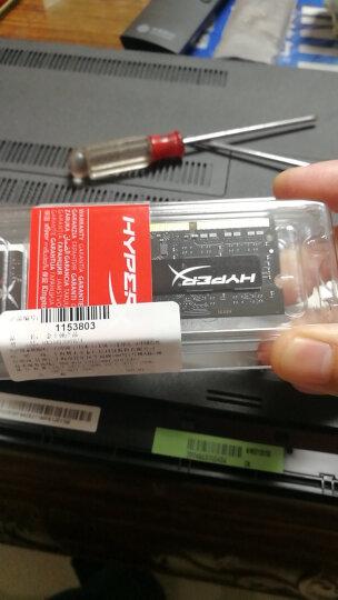 金士顿(Kingston) DDR3 1600 4GB 笔记本内存条 骇客神条 Impact系列 低电压版 晒单图