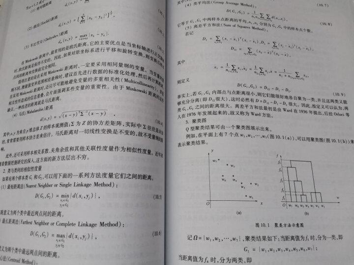 数学建模算法与应用 晒单图