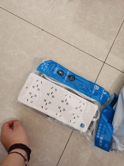飞利浦(PHILIPS)新国标安全插座 8孔位总控 3米 儿童保护门 插线板/插排/排插/拖线板/接线板1830P 晒单图