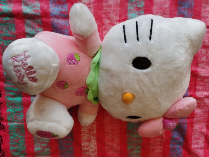Hello Kitty凯蒂猫 毛绒玩具KT公仔玩偶送女友表白生日七夕节礼物布娃娃 15