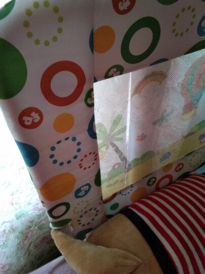 费雪(Fisher Price)儿童玩具球 宝宝健身球 蛋形跳跳球(黄色 赠充气脚泵)F0706H3 晒单图