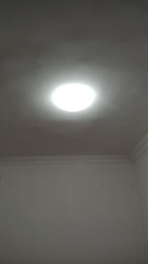 佛山照明(FSL)灯板灯盘LED吸顶灯卧室灯客厅灯光源改造板贴片改装灯板光源模组17W白光 晒单图