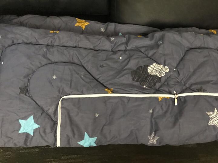 飞天 全棉面料抱枕被子两用被子 办公室空调被午睡抱枕午休被枕头被 汽车沙发抱枕被二合一 简欧1.4*1.8M(可做夏凉被) 晒单图