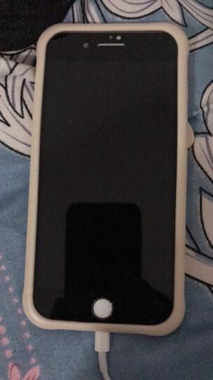 闪魔 iPhone7Plus钢化膜苹果8 Plus/6Plus手机膜全覆盖抗蓝光高清贴膜 8P/7P【真曲面^9D黑色全屏】送神器 晒单图
