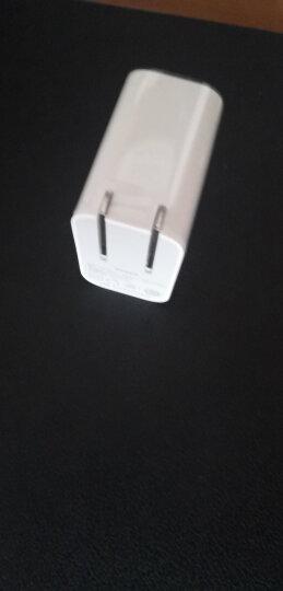 绿联 充电器数据线充套装 通用华为Mate30/P20荣耀8V10Play三星小米手机 5V2a双口USB快充头+Type-c线 50557 晒单图