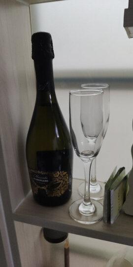 意大利原装进口 爱佳诺莫斯卡托起泡酒气泡白葡萄酒 Moscat甜酒 女士酒750ml 晒单图