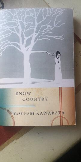 Snow Country 雪国 英文原版 晒单图
