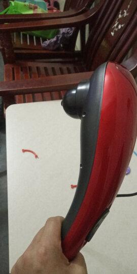 科博尔 颈椎按摩器全身电动手持式敲打式按摩棒锤振动老人脖子小海豚按摩仪肩颈肌肉放松肩膀颈部腰部小腿部 红色标配款 晒单图