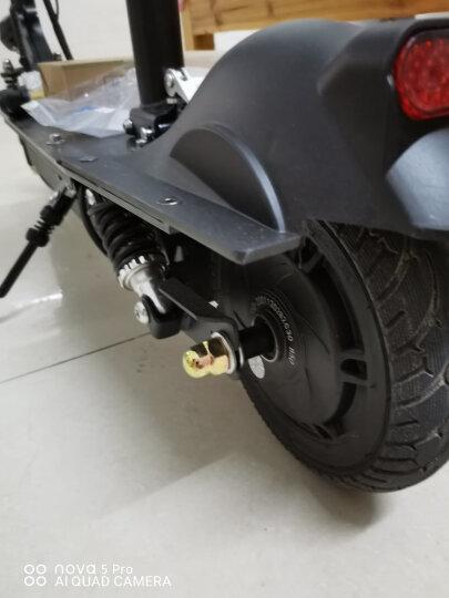 希洛普(SEALUP) 锂电池折叠迷你电动车 城市便携电瓶车  电动滑板车 可折叠电动车电瓶车 Q9/国家3C电机/8.8AH /30-35km 晒单图