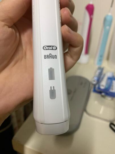 欧乐B 电动牙刷头 3支装 牙线效果型 适配成人2D/3D全部型号 EB25-3 德国进口 官方正品 晒单图