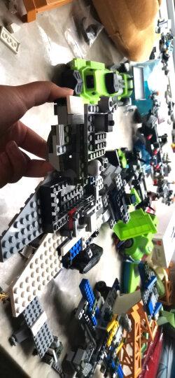 积高(COGO)航空母舰积木 塑料立体拼装军事模型积木 男孩生日礼物启蒙玩具881片 13349礼物 晒单图