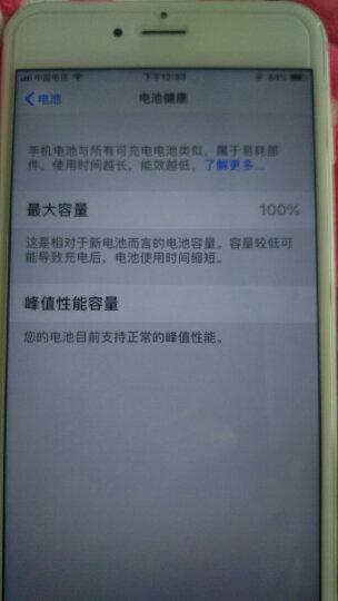 德赛 苹果电池适用于iphone苹果4/4s/5/5s/6/6s/6Plus7手机内置电池 苹果6plus电池(2910mAh) 晒单图