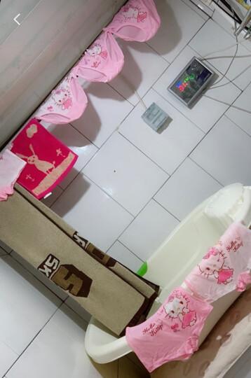 凯蒂猫女童内裤纯棉儿童短裤宝宝小孩女孩三角底裤平角四角裤头裤衩童装 D08097花色155/3XL 晒单图