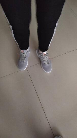 鸿星尔克ERKE 男鞋运动休闲透气防滑运动男慢跑鞋  11117202113 圣诞红 44 晒单图