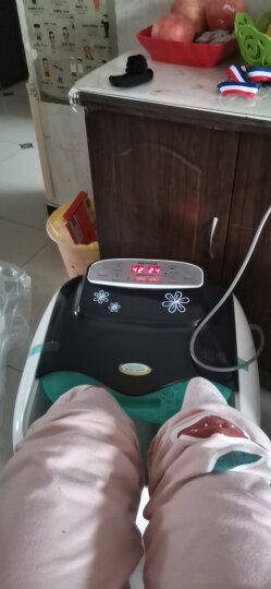 泰昌(Taicn)TC-5196 全自动按摩足浴盆洗脚泡脚桶 晒单图