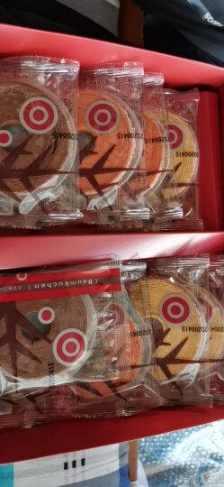 克莉丝汀(Christine) 克莉丝汀年轮蛋糕礼盒饼干糕点手工传统特产点心零食300g 晒单图