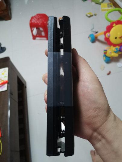 可得优(KW-triO) 六孔打孔机金属结构打孔器间距可调附定位导尺配套活页本记事本笔记本子 晒单图