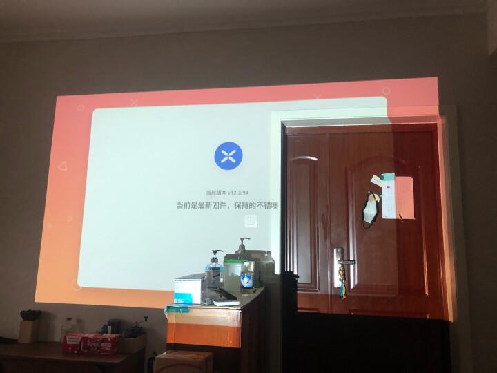 极米(XGIMI)Z6 投影仪家用 投影机卧室 投影电视(全高清 哈曼卡顿原装音响 运动补偿) 晒单图