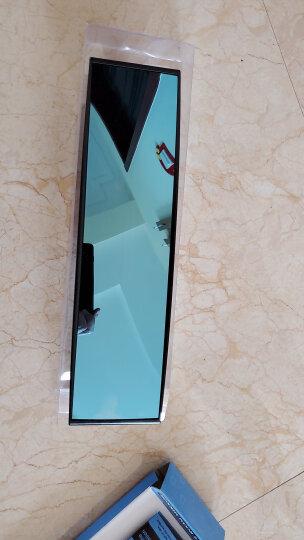 KOOLIFE 汽车倒车镜防炫目后视镜片 内视镜反光镜可调节大视野曲面镜防水防雾倒车镜片辅助镜片-高清蓝镜 晒单图
