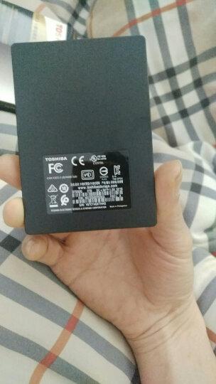 东芝 TOSHIBA Alumy系列 1TB 2.5英寸 USB3.0移动硬盘 尊贵金 晒单图