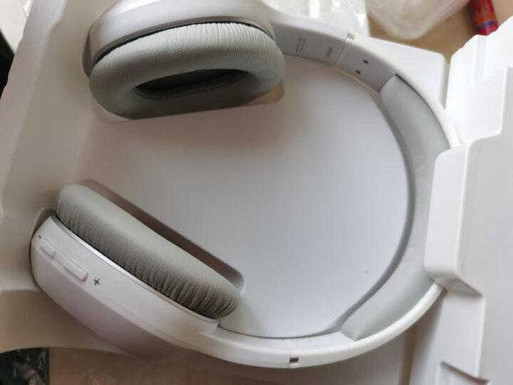 漫步者(EDIFIER)W800BT 头戴式立体声蓝牙耳机 音乐耳机 手机耳机 通用苹果华为小米手机 白色 晒单图