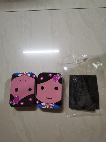 典雅 盘发卡子 发夹 小夹子 一字夹 BB夹 黑色铁盒装 刘海夹 边夹 头饰 各种 1对刘海贴 晒单图
