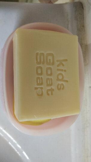 Goat Soap山羊奶皂儿童香皂婴儿肥皂洗脸皂沐浴皂日常护理护肤润肤手工皂澳洲进口 宝宝款100g 晒单图
