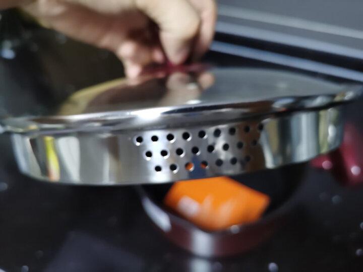 苏泊尔SUPOR溢彩不粘汤锅22cm炖锅煲汤锅复底燃气电磁炉通用PT22K1 晒单图
