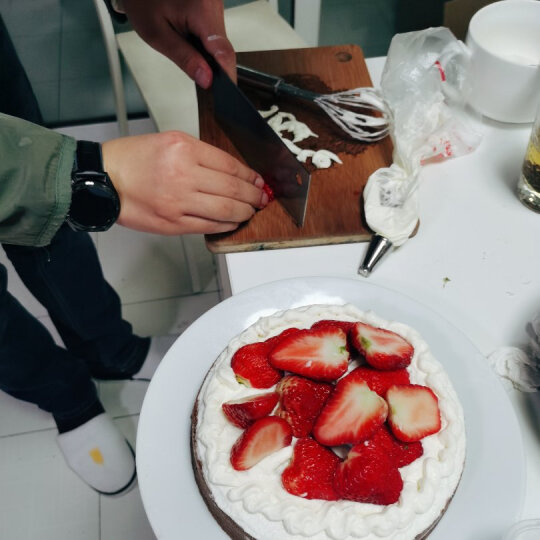贝石(beishi)烘焙工具烘焙模具礼包烘培套装烤箱模具披萨盘蛋糕模具HP-004X(入门级) 晒单图