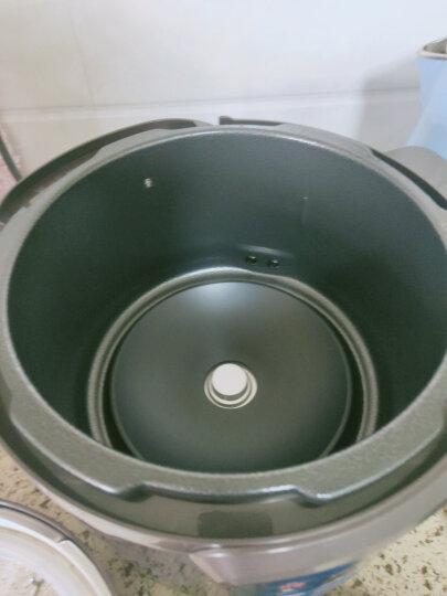 苏泊尔(SUPOR)电压力锅 球釜双胆 一键减压 开盖收汁 CYSB50YCW10DQ-100 5L高压锅 晒单图