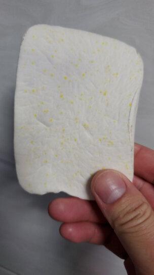 芬龄珍珠无孔洗脸扑3601(两个装)洗脸棉 洁面海绵 晒单图
