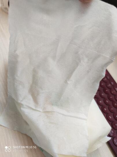 飞利浦新安怡婴儿唇部手部柔润湿巾湿纸巾25抽4连包+25片1包SCF985/50 晒单图