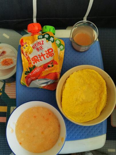 亨氏 (Heinz) 4段 婴幼儿辅食 宝宝零食 苹果草莓番茄胡萝卜蔬菜泥 乐维滋婴儿水果泥120g(1-3岁适用) 晒单图