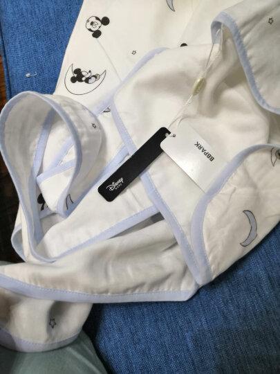 迪士尼宝宝婴儿睡袋夹棉脱袖斜开防踢被子DA615BR11P0280粉色 晒单图
