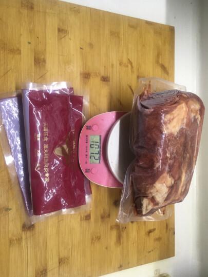 天谱乐食 澳洲原切牛腱子肉 1kg  谷饲牛肉生鲜 晒单图