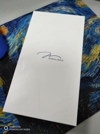 唯路时(JONAS&VERUS)手表女新款镶钻超薄进口机芯石英女表寻光系列【飞亚达旗下时装表品牌】 镶钻贝母盘玫红 晒单图