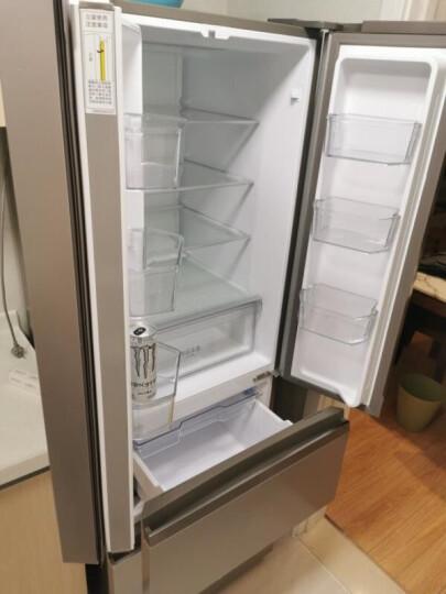 【冰洗套餐钜惠】海尔冰箱多门风冷无霜四门大容量336升+海尔洗衣机9公斤变频消毒洗 晒单图