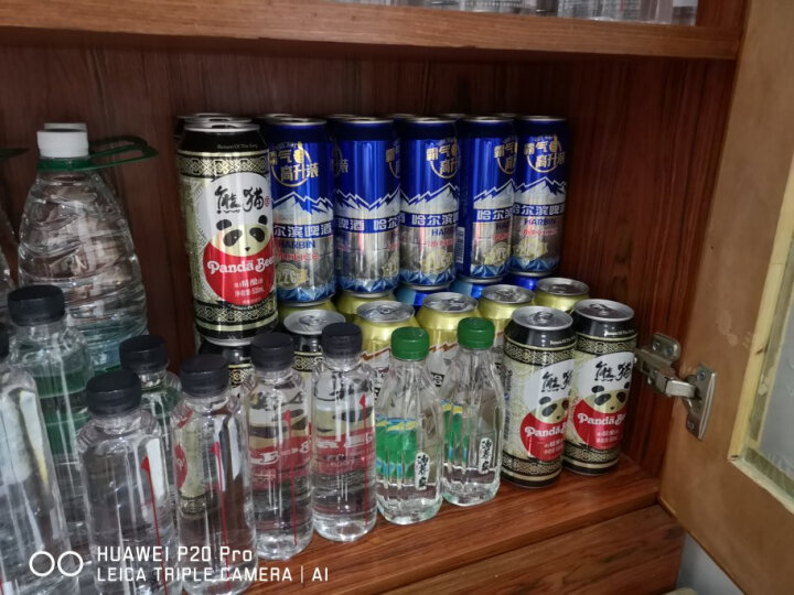 汇善谷(huishangu) 汇善谷新鲜复合型天然矿泉水弱碱性箱饮用水337ml*18瓶 晒单图